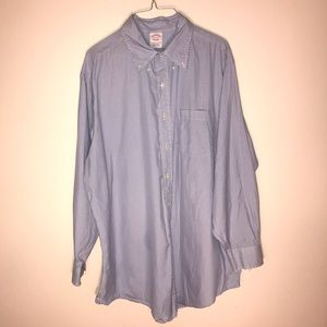 Brooks Brothers traditional long sleeve buttondown